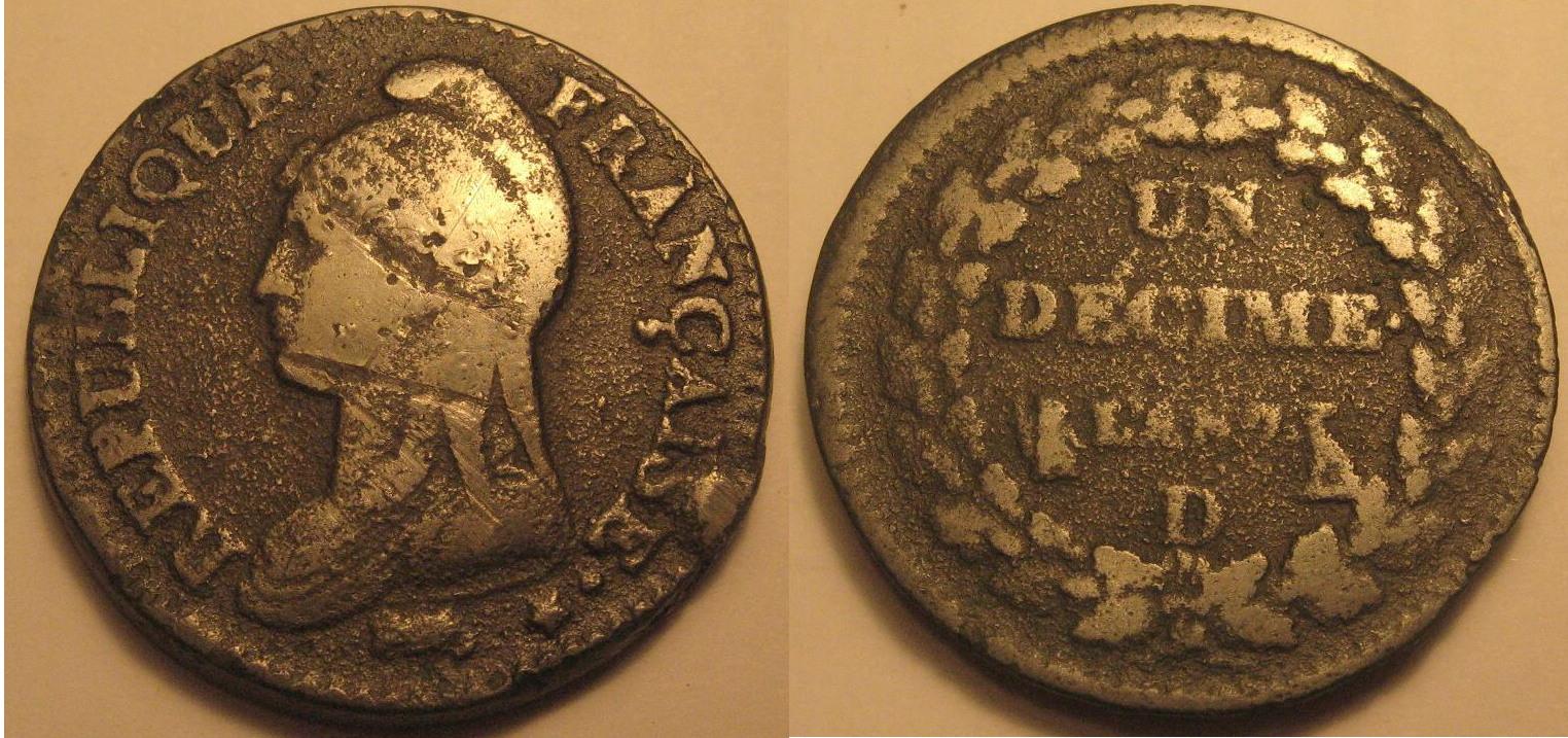 Infonumis : répertoire de fausses monnaies